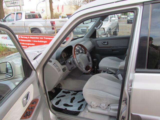 siwy automobile - hyundai terracan